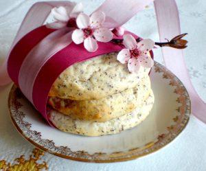 Mohn-Zitronen-Cookies
