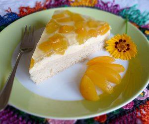 Joghurt-Marillen-Kuchen