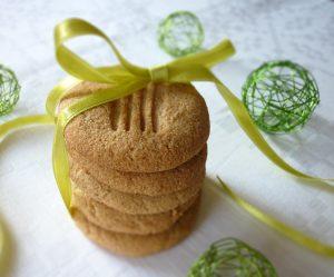 Chai-Gewürz-Cookies