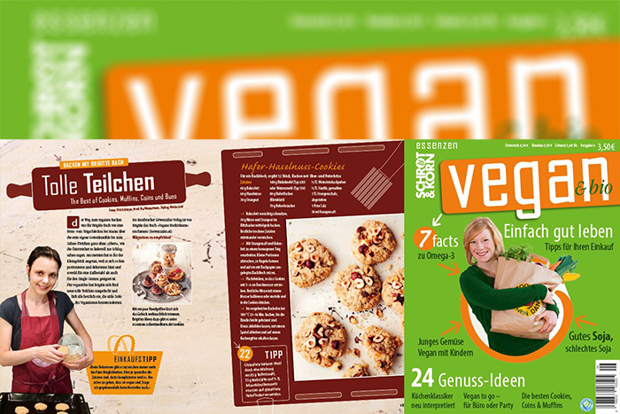 B.B.'s Bakery in Schrot&Korn Essenzen / vegan&bio