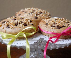 Erdnuss-Bananen-Kuchen