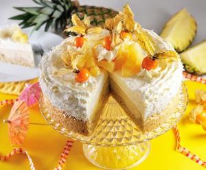 Pina Colada-Torte