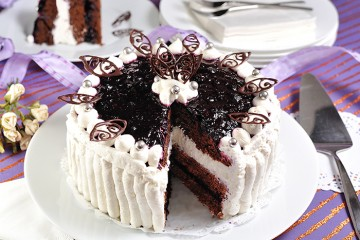 Double Chocolate Blueberry Dream