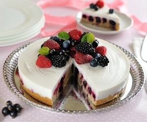 Mandel-Panna-Coco-Torte