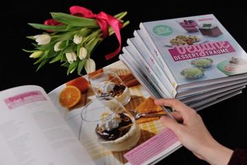 """Mein Buch """"Vegane Dessertträume"""": Endlich ist es da!"""