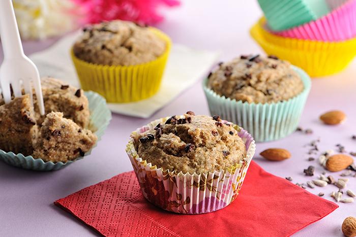 Sonnenblumen-Muffins