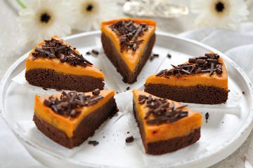 Pumpkin-Brownie