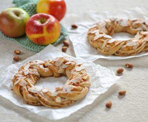 Apfel-Mandel-Kränzchen
