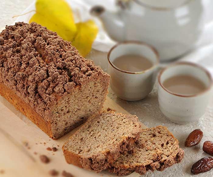 Chai-Dattel-Kuchen