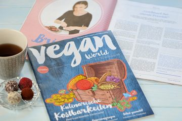 B.B.'s Bakery im Magazin Vegan World