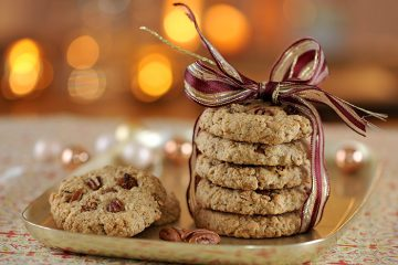 Pecan-Physalis-Cookies