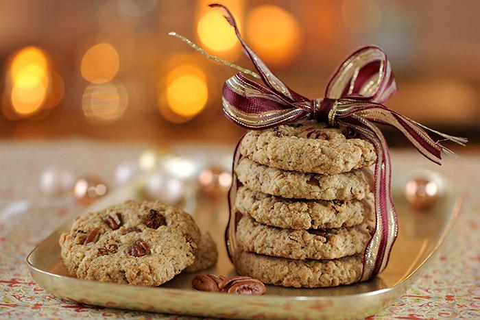 Pecan-Physalis-Cookies