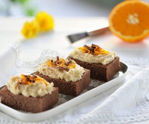 Exotische-Brownies