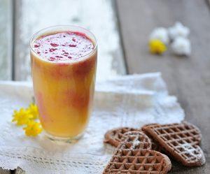 Mango-Himbeer-Smoothie