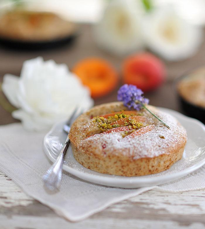 Marillen-Lavendel-Küchlein