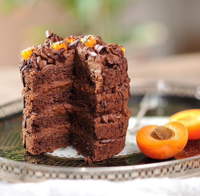 Naked-Creamy-Sacher-Cake