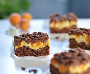 Schoko-Marillen-Kuchen