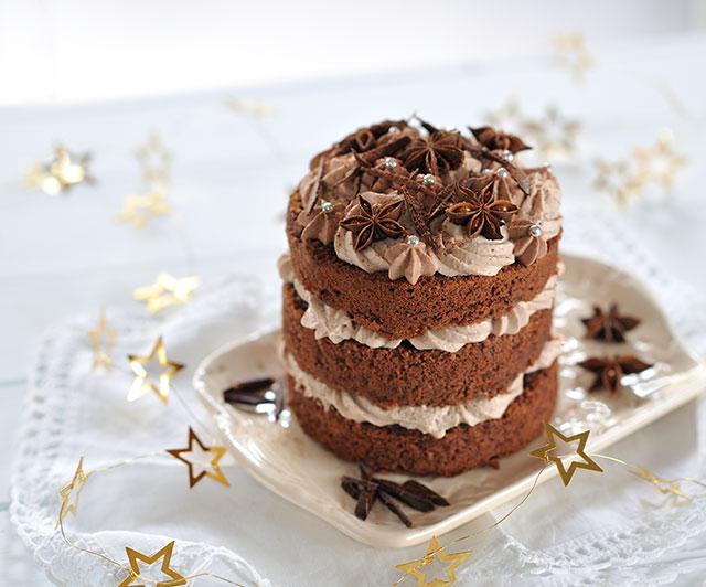 Naked-Lebkuchen-Cake