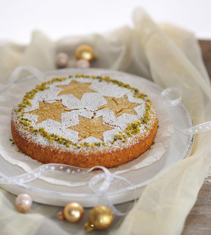 Zitronen-Polenta-Kuchen